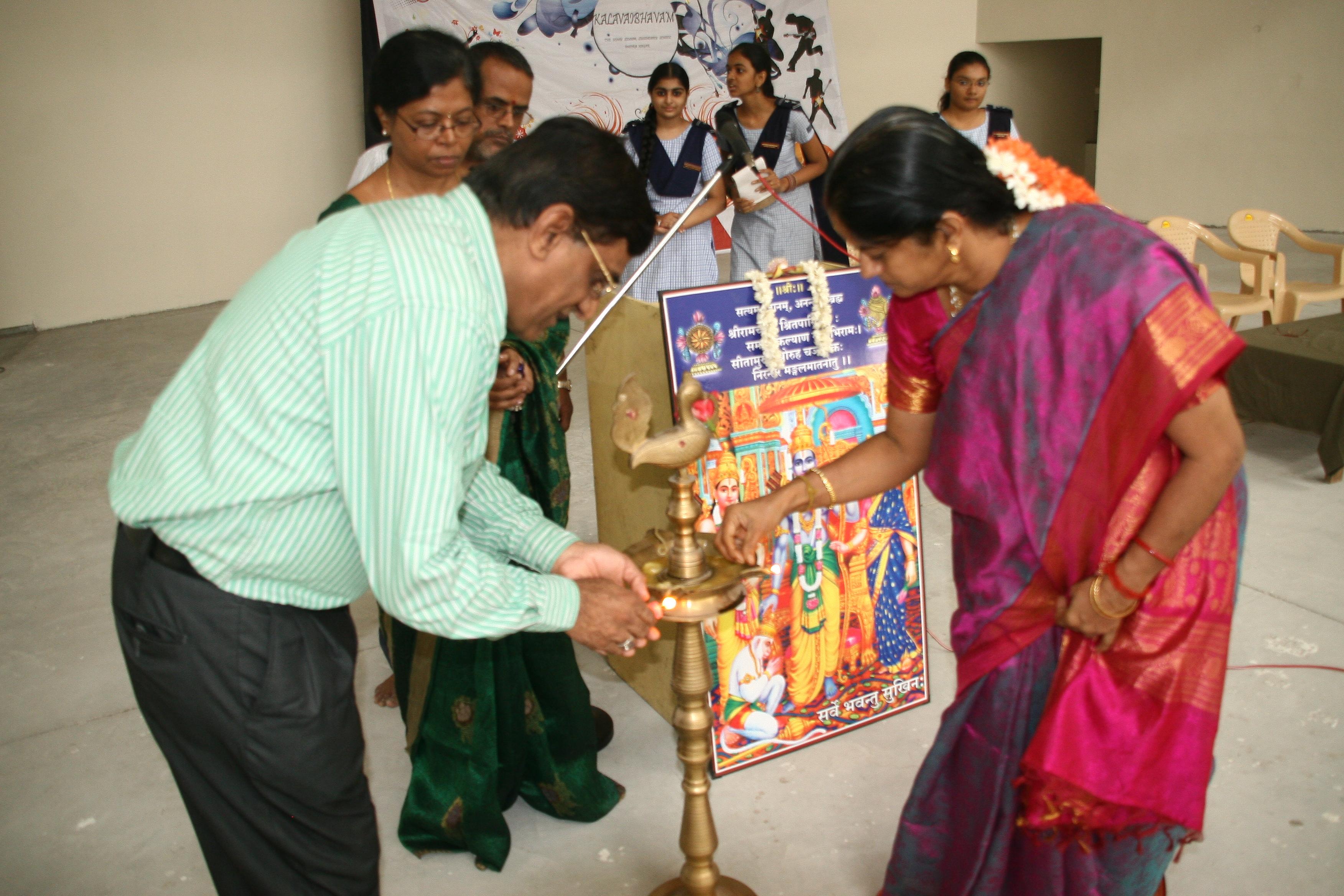 Kalavaibhavam 2012: An extravaganza!