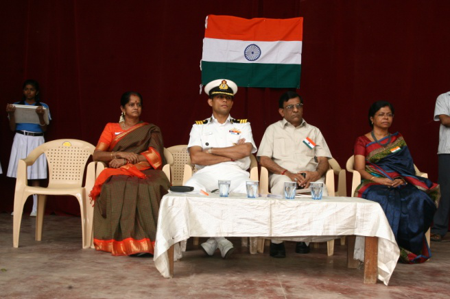 65th INDEPENDENCE DAY CELEBRATION