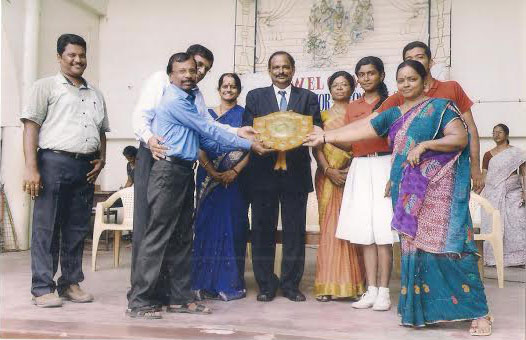 BEST MARCHING CONTINGENT – CHERAN HOUSE