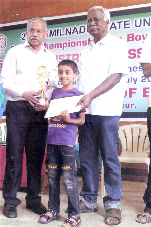 S.Ashwin won the fourth place