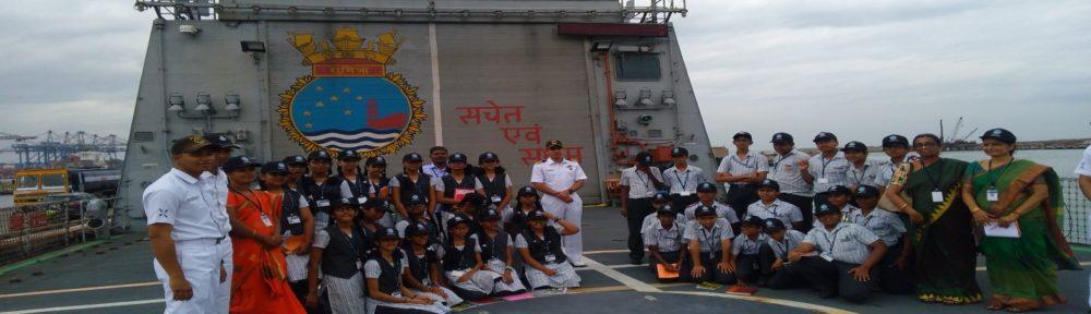 Naval visit – 2018